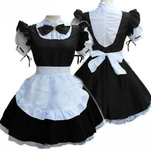 The Amber, Pretty Frilly Maids Dress