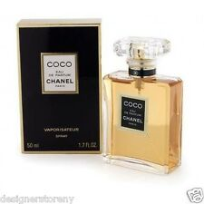 Coco Eau De Parfum Perfume Chanel Vaporisateur Spray 50ml / 1.7 FL.OZ.