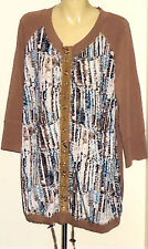 CORDELIA Collection ScoopedNeck3/4RaglanSlv Sz12NWoT