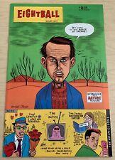 EIGHTBALL Issue #4 Comic Book (1990) Fantagraphics DAN CLOWES 1st Printing RARE