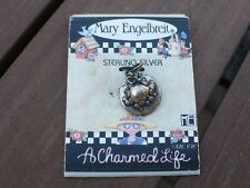 Mary Engelbreit Charm Hat Sterling Silver Nwt