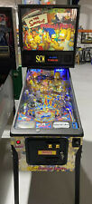 Simpsons Pinball Party Machine Stern Pinball Machine Arcade LEDs Free Shipping