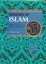TREASURES OF ISLAM history architecture jewellery metalwork sculpture paintings