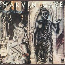 Marvin Gaye - Here, My Dear [New Vinyl] 180 Gram