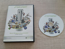 X360 - Disco promocional XBox360 DVD