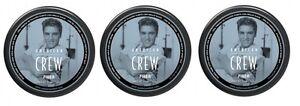 American Crew King Fiber 85g Pack of 3