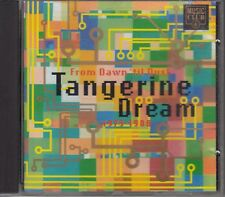 CD ALBUM TANGERINE DREAM / FROM DAWN 'TIL DUSK / 1973 - 1988