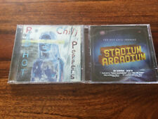Red Hot Chili Peppers CD Bundle By the Way, Stadium Arcadium