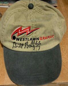 Bill Bergey former Philadelphia Eagles Linebacker Autographed adjustable hat