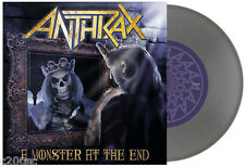 "ANTHRAX - A MONSTER AT THE END, ORG 2016 GERMAN SILVER vinyl 7"", 300 COPIES! NEW"