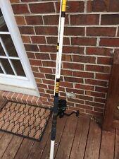 Southbend Sea Hawk 11' spinning rod & Daiwa AG9000X reel combo