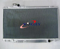 Aluminum Radiator For Supra JZA80 Turbo 1993-1998 Manual MT