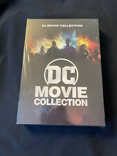 Dc Universe 24-Movie Collection Dvd Box Set Brand New! Joker Batman Superman Etc