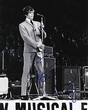 Peter Noone Signed 8x10 Photo Herman's Hermits Henry The VIII 8th I Am 'Hold On'