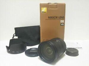 TOP MINT Nikon AF-S DX NIKKOR 18-200mm f/3.5-5.6 G ED VR II from Japan #777
