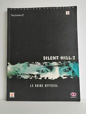 Silent Hill 2 Livre Guide Officiel Piggyback PlayStation 2 Ps2 Konami