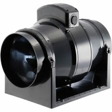 Timer Black Extractor Fans