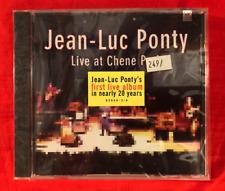 Jean-Luc Ponty – Live At Chene Park Cd Sealed