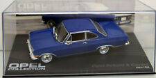Opel Collection - Opel Rekord B Coupé 1:43 in Box