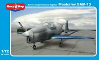MikroMir 72-006  Soviet experimental  Moskalyev SAM - 13 1/72 Scale Model Kit