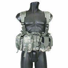 MetalTac Airsoft Vest Tactical Load Bearing MOLLE ACU Paintball Hunting Outdoor