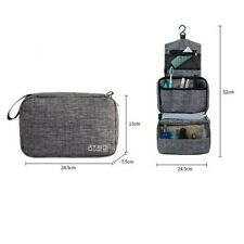Cationic Hook Wash Bag Waterproof Travel Cosmetic Storage Bags Pouch