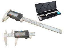 Digitale Schieblehre mit LCD Display Messschieber 150mm