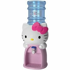 Hello Kitty Mini Water Beverage Dispenser 8 GLASSES Water Iced Tea Lemonade