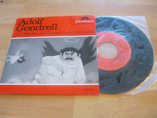 "7"" Single Adolf Gondrell Der Münchner im Himmel Vinyl Polydor Club E 76 588"