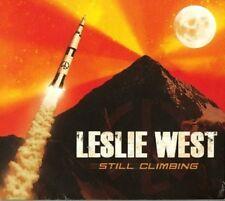 LESLIE WEST - STILL CLIMBING  CD NEW!