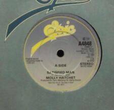 "Molly Hatchet(7"" Vinyl)Satisfied Man -Epic-A 4848-UK-Ex/Ex"