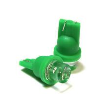 """Ángulo Ancho 501 LED verde """"comercio"""" lado/Park Bombillas Lámparas"""