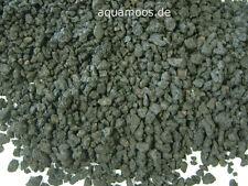 schwarzer Lava Bodengrund , Lava Kies, Lava-Bodengrund anthrazit PREMIUMQUALITÄT