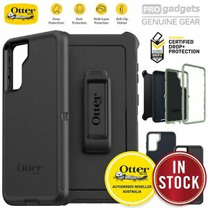 Genuine OTTERBOX Defender Rugged Tough Hard Cover for Galaxy S21/Plus/Ultra Case