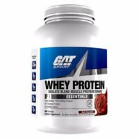 GAT WHEY PROTEIN (5 LB) 25g 100% premium isolate blend 5g BCAA easy mix powders