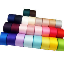 26pcs 25mm Satin Ribbon Sewing Fabric Gift Wrapping Wedding Party Decors