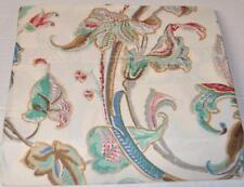 RALPH LAUREN Antigua Floral FULL FLAT SHEET NEW Cotton
