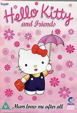 HELLO KITTY AND FRIENDS DVD - MUM LOVES ME AFTER ALL (KIDS)