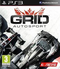 Grid Autosport PS3 (Leer Descripción)
