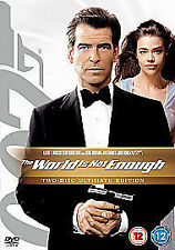 James Bond - The World Is Not Enough (2 Disc Ultimate Edition DVD)