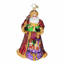 Christopher Radko - From Russia With Love - Glorious Santa Ornament - 1016548