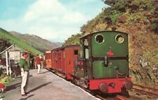 Q49.Vintage Postcard.Tal-Y-Llyn Railway. Train