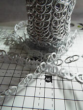 2m - Silver Wedding Rings -Trimming,Appliques,Wedding Lace Ribbon