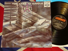 NO EXQZE - too hard to handle  LP 1988
