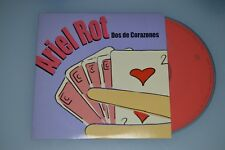 Ariel Rot ‎– Dos De Corazones. CD-SINGLE Promo
