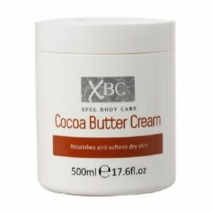 XBC Cocoa Butter Cream 500ml New