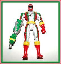 Power Rangers Operation Overdrive: Mega Red Torque Ranger _ * Must See *