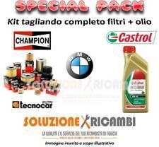 KIT TAGLIANDO FILTRI E OLIO BMW 3 Touring (E91) 330xd 170KW 231CV 09/05-