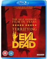 Evil Dead [Blu-ray] [2013] [DVD][Region 2]