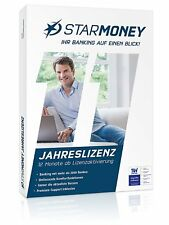 StarMoney 12 Basis Jahreslizenz inkl. Premiumsupport ESD / Download Update v. 11